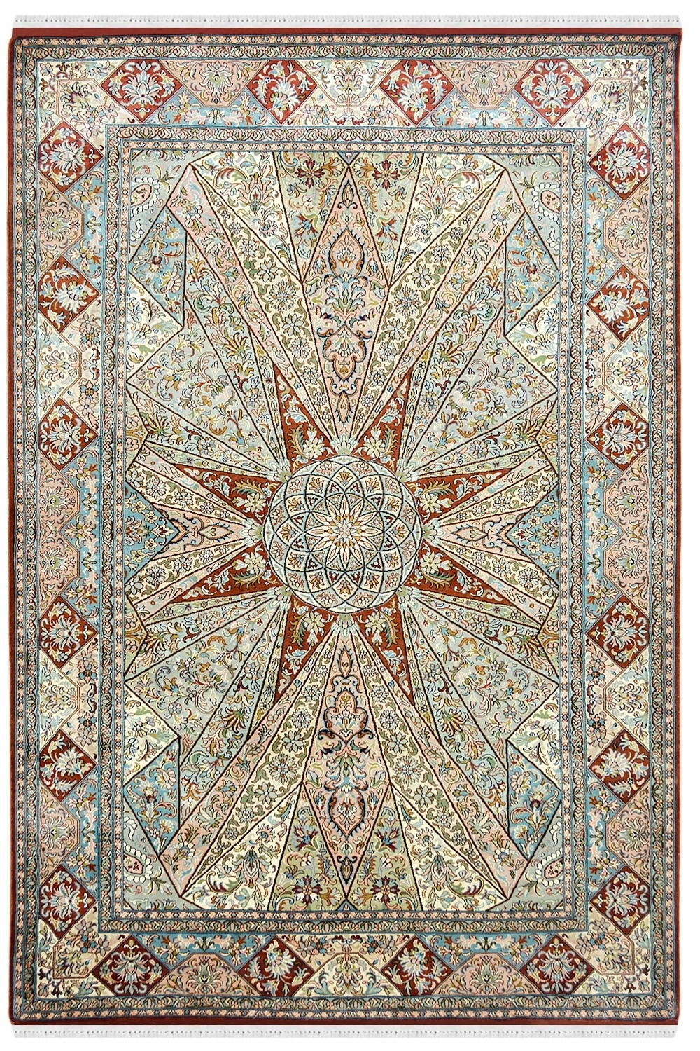 Are Silk Rugs Durable and how much do