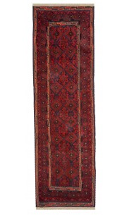 Khan Mohammadi Afghan Runner Carpet