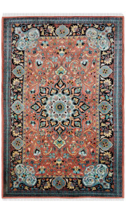 Kashan Asharfi Traditional Carpet