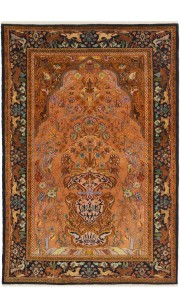 Hunting Tree of Life Handmade Carpet
