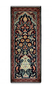 Guldasta Tree of Life Silk Runner