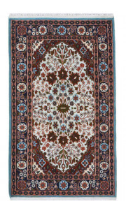 Sky Jewel Kashan Area Rug