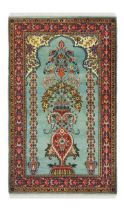Bagh Tree of Life Woolen Carpet
