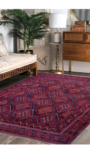 Turkish Diamond Kilim Handmade Rug