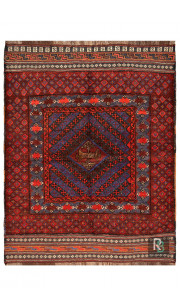 Barjesta Diamond Kilim Carpet