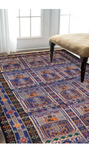 Geometrical Tribe Area Rug