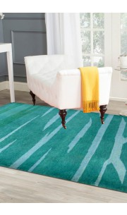 Sea Princess Une Woolen Area Rug