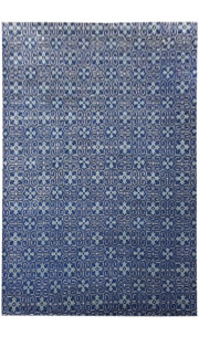 Geo Box Contemporary Rug
