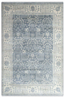 Nourison Gray Monochrome Area Rug