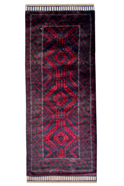 Turkish Caucasian Afghan Area Rug