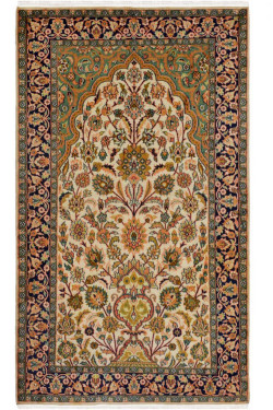 Gumbh Tree of Life Silk Area Rug