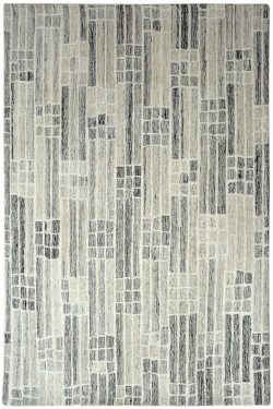 Graystone Mansion Striped Carpet
