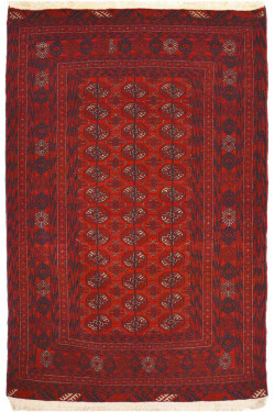 Herbal Bokhara Handmade Rug