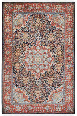 Chandelier Nain Une Hand Knotted Area Rug
