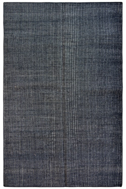 Solid Plain Handmade Wool Floor Dhurrie