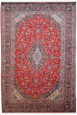 Moti Chandelier Handknotted Persian Rug