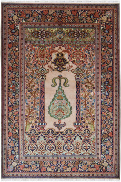 Guldasta Tree of Life Handmade Carpet