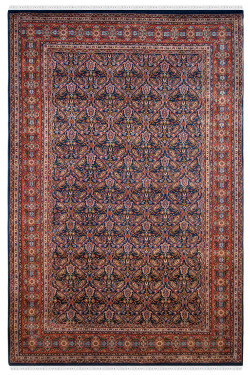 Defined Diamond Woolen Carpet