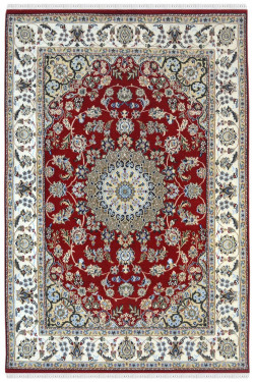 Chakra Kashan Woolen Carpet