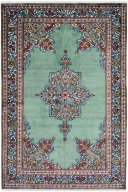 Udai Villas Indian Silk Rug