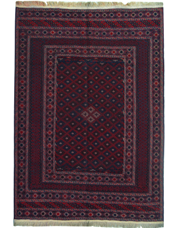 Single Medallion Kilim Carpet