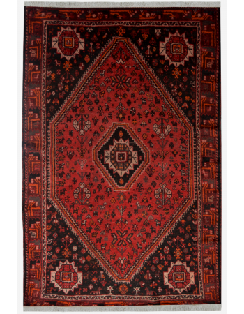 Turkish Vintage Area Rug