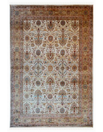 French Patti Wool Rug