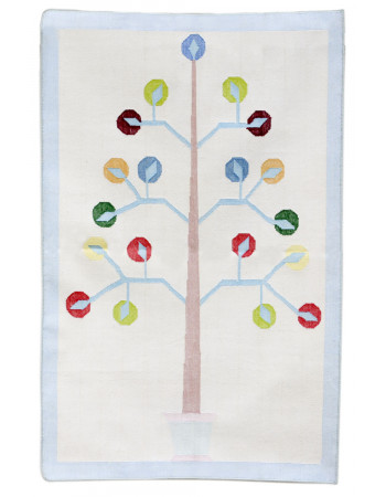 Tree Of Happiness Cotton Durry
