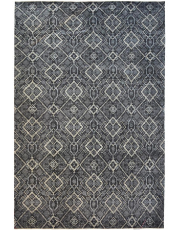 Constellation Handknotted Modern Carpet