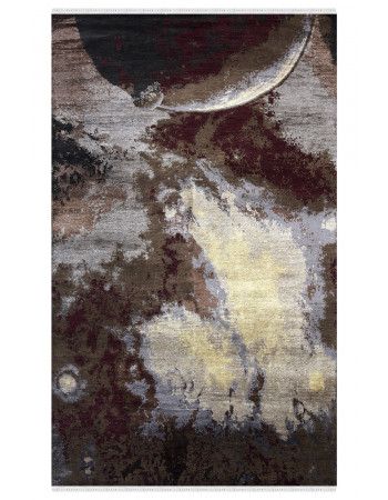Universe Blend Contemporary Area Rug