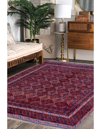 Diamond Bokhra Beautiful Kilim Carpet