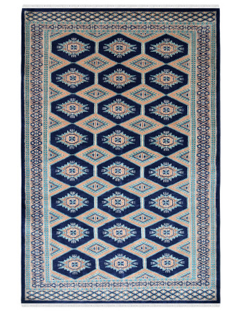 Nevi Bokhara Beautiful Traditional Wool Carpet