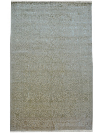 All over Cream French style Embossed Carpet