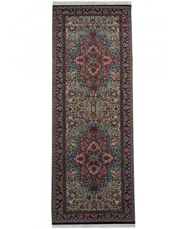 Dual Medallion Persian Runner