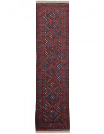 Afghan Turkish Runner Rug