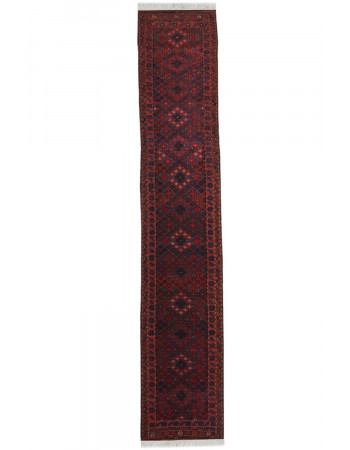 Geometric Tribal Runner Rug
