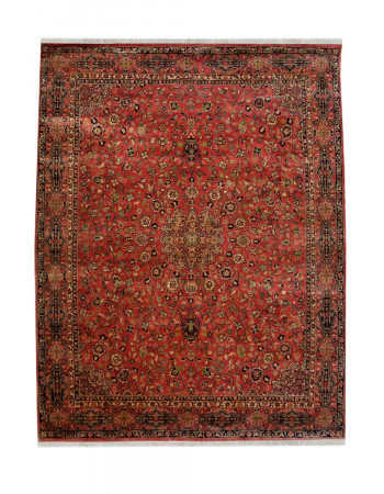 Kashmir Pink Wool Carpet