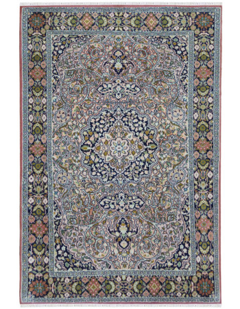 Herati Traditional Wool Area Rug