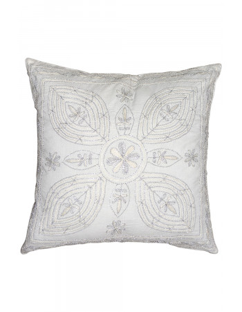 Ivory Patti Cushion