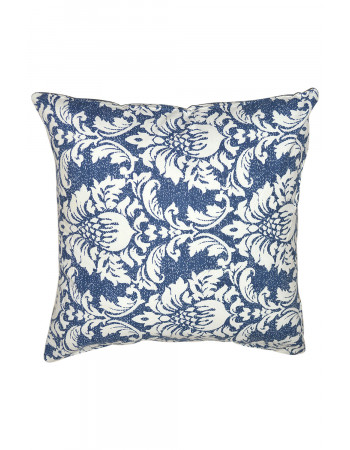 Blue Motifs Cushion