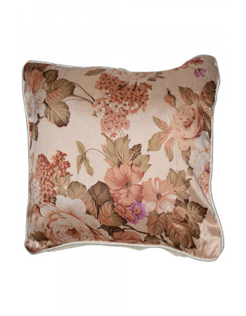 Floral Satin  Pillow