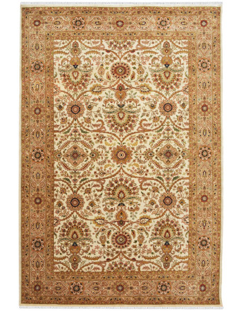 Moore Pankh Handknotted Wool Area Rug