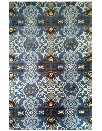 Ivory Tiles Best Handtufted Carpet