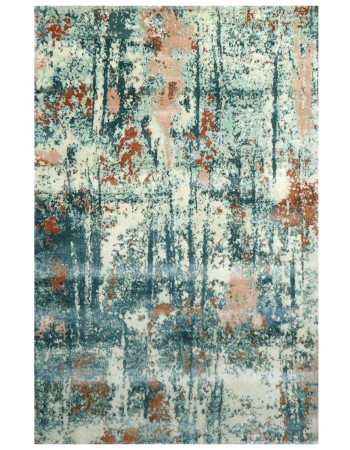 New Jungle Handmade Modern Area Rug