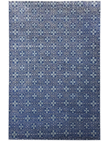 Geo Box Modern Carpet