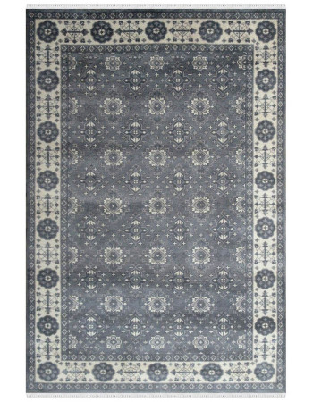 Motif Booty Gray Area Rug