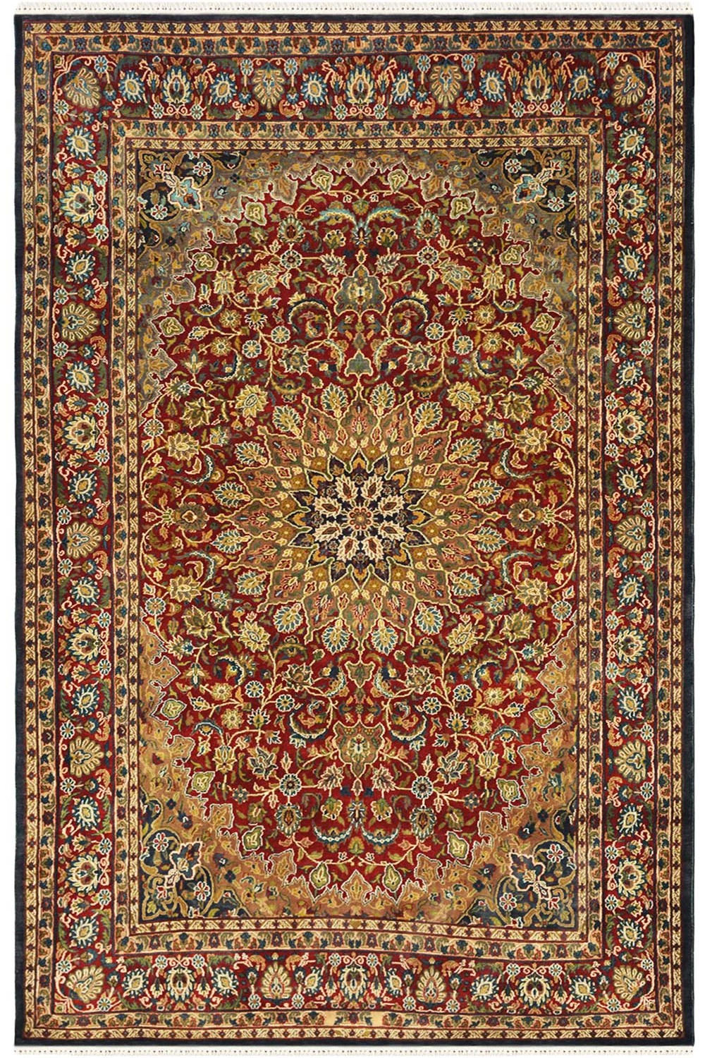 5 10 X 9 Mesched Chakra Rug Wool Rugs For Sale Online