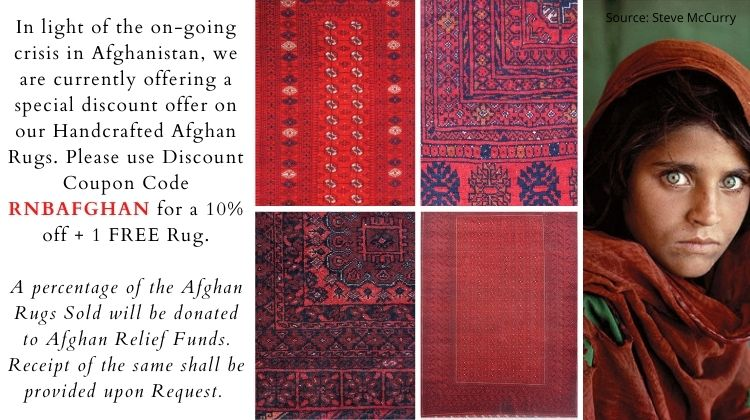 Afghan Rug Sale