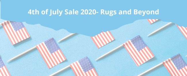 4th of July Sale- Rugs