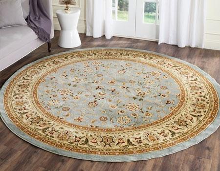 Circular Carpet